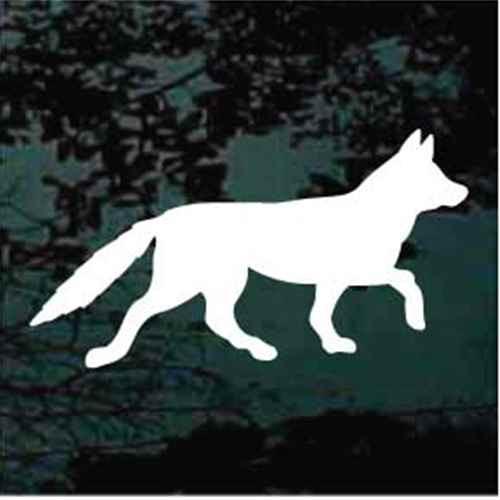 Stalking Fox