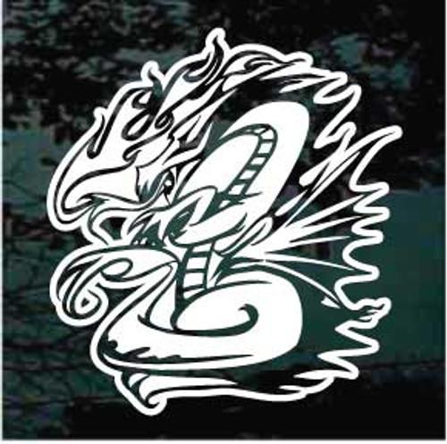 Detailed Dragon