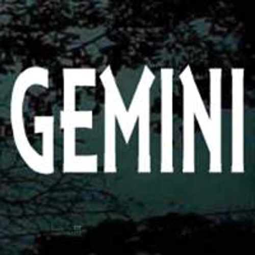 Gemini Horoscope (01)