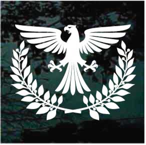 Eagle Coat Of Arms Window Decals