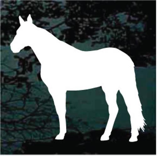 Horse Silhouette 09