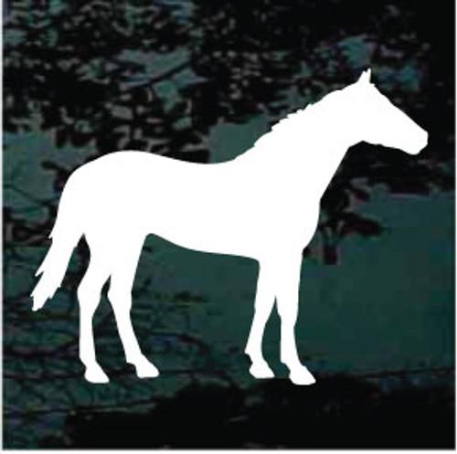 Horse Silhouette 10