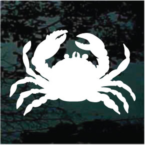 Solid Crab Decals