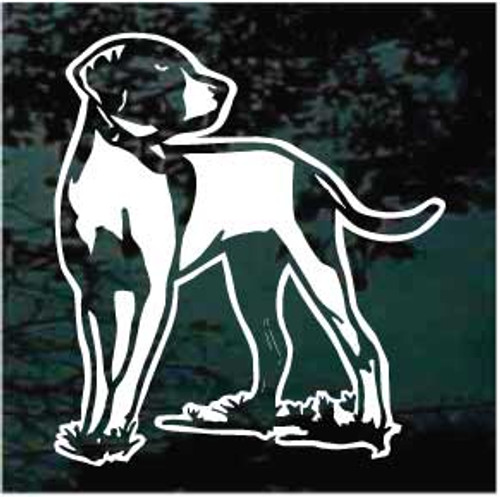 Bird Dog Decals