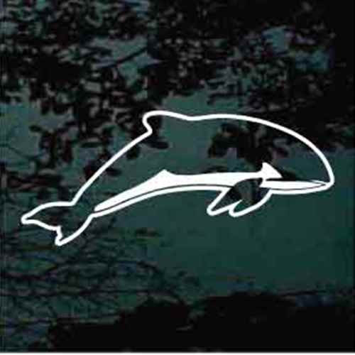Killer Whale Window Decals