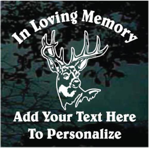Deer Head 01 Memorial