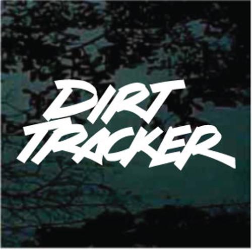 Dirt Tracker Car Decals