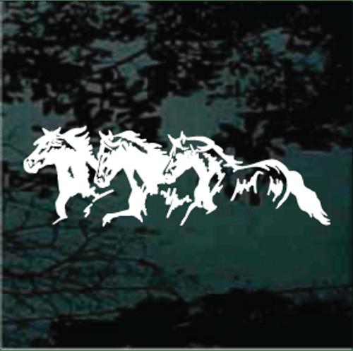 Three Guys Horses
