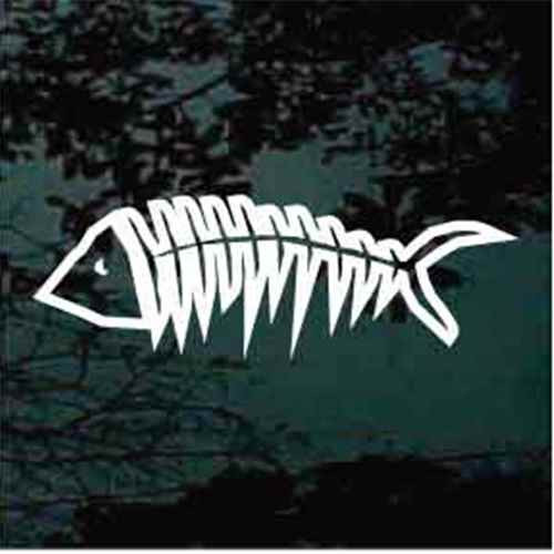 Filleted Fish Bones