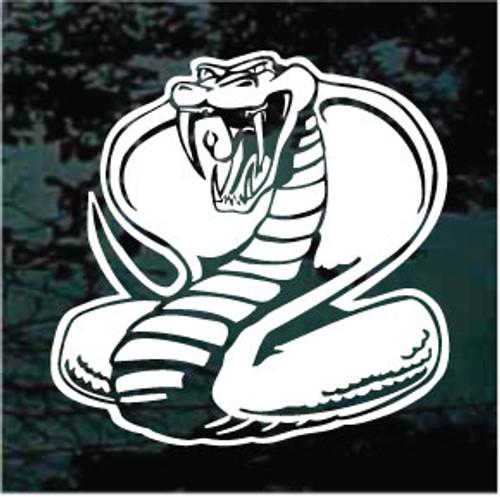 Cool Looking Cobra Decals