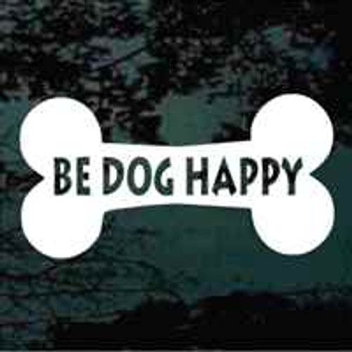 Be Dog Happy