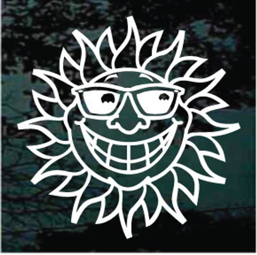 Happy Sun 01 Outline