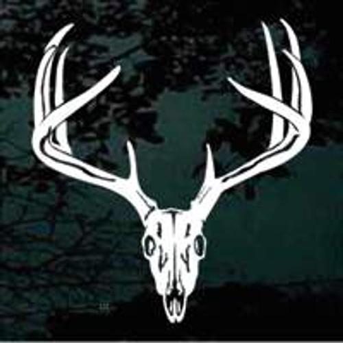 Accurate Deer Skull Decals