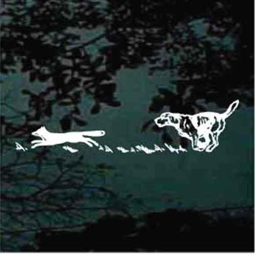 Fox Hunting Dog