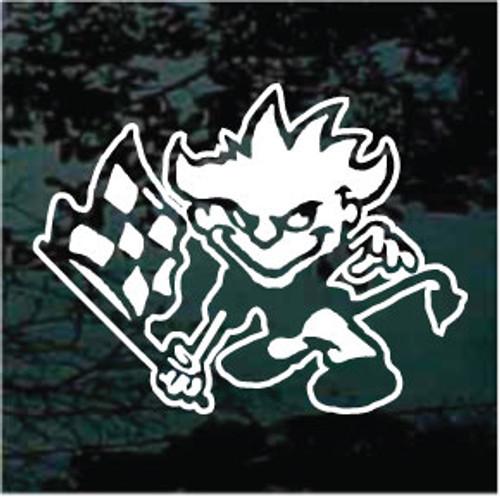 Devil Racer Decals