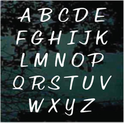 Paintstroke Monogram