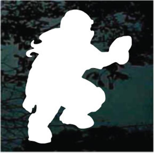 Softball Catcher 03