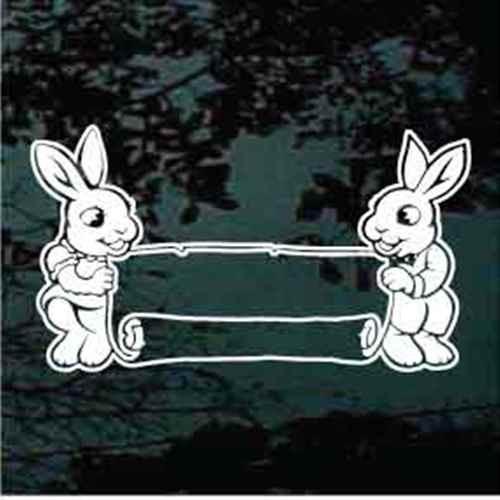 Bunny Rabbit Border