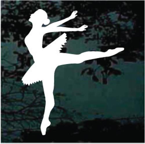 Ballerina Ballet Dance Decals