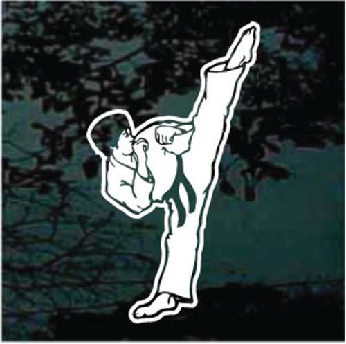 Martial Arts 11 Decals