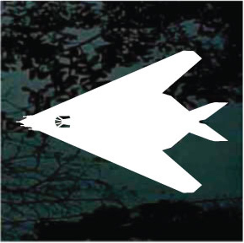 Airplane Silhouette 08 Decals