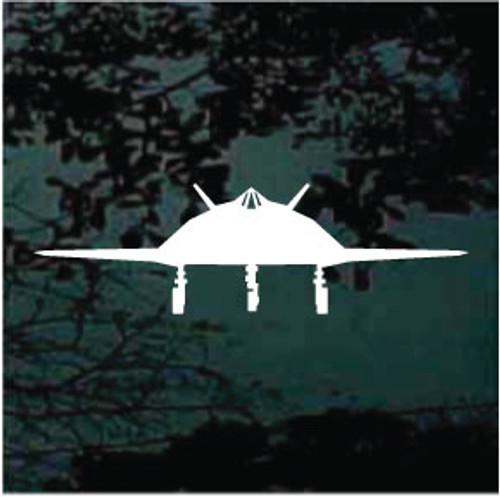 Airplane Silhouette 09 Decals