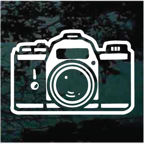 Vintage Camera Decals