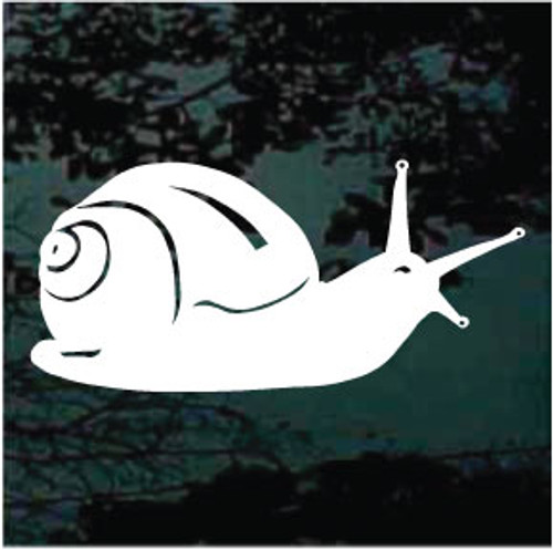 Solid Snail Decals