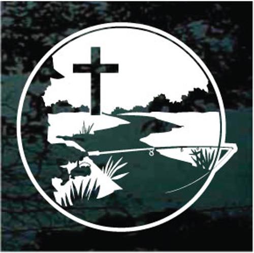 Fisherman At The Cross