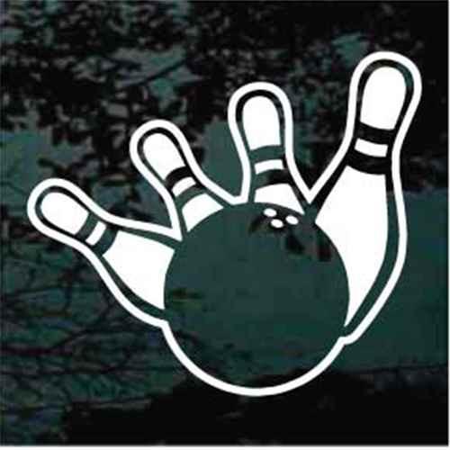 Bowling Pins Logo