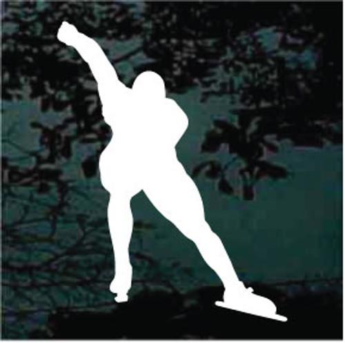 Ice Skating Silhouette 11