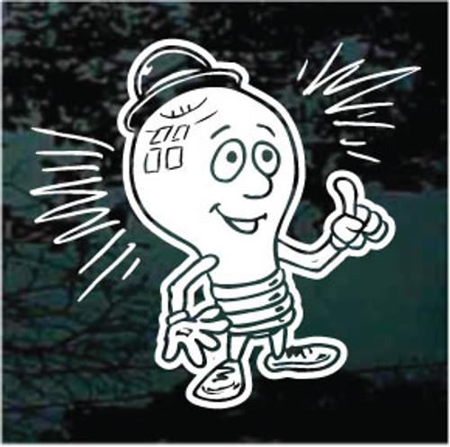 Light Bulb Cartoon 01