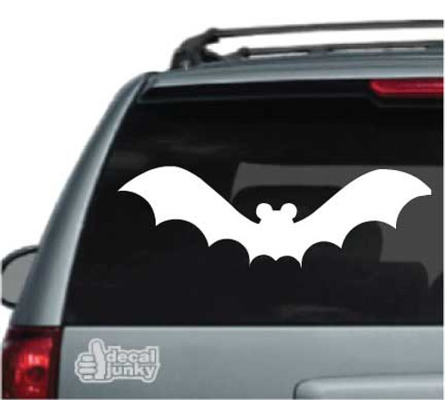 Flying Bat Car Decals