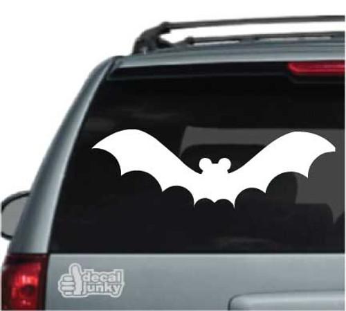 Flying Bat Stickers