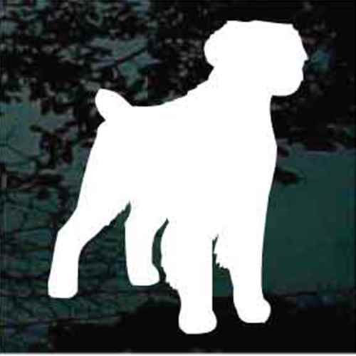 Brittany Spaniel Solid Window Decal