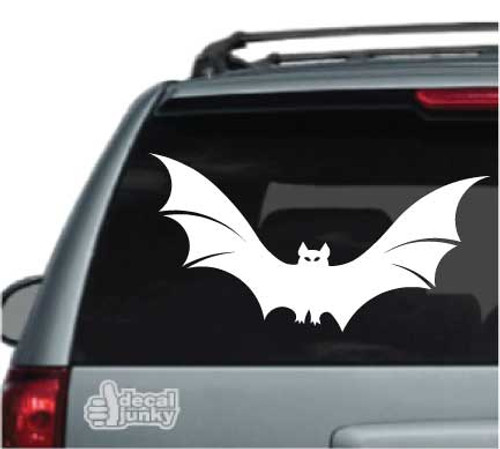 Bat Flying Car Decals
