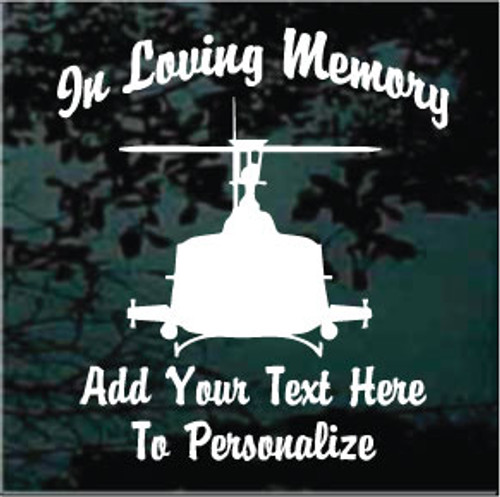 Helicopter Memorial