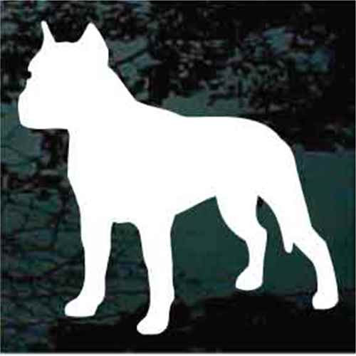 Tough Amstaff Decal