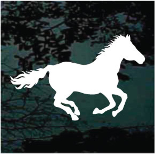 Running Horse 02