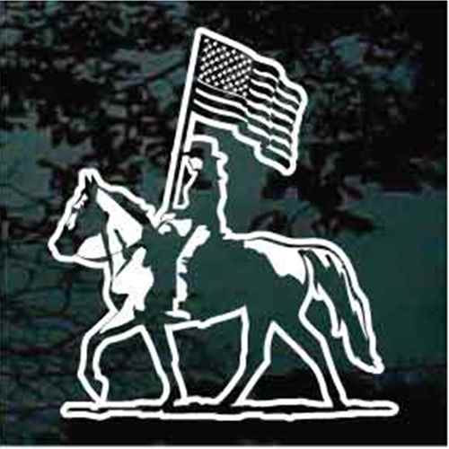 USA Equestrian Drill Team Decals