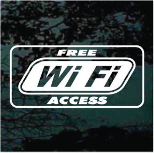 Free Wi Fi Access