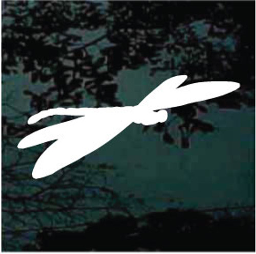 Flying Dragonfly Window Decals