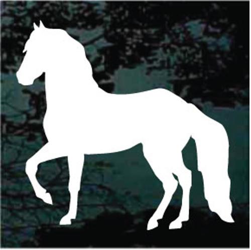 Paso Fino Horse Horse Silhouette