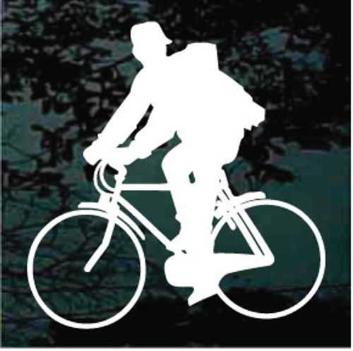 Cycling Silhouette 04
