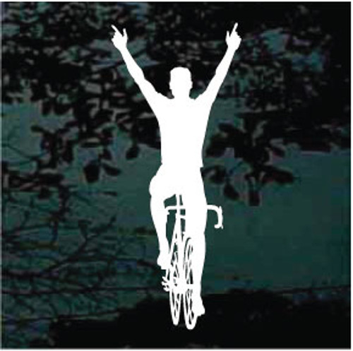 Cycling Silhouette 05