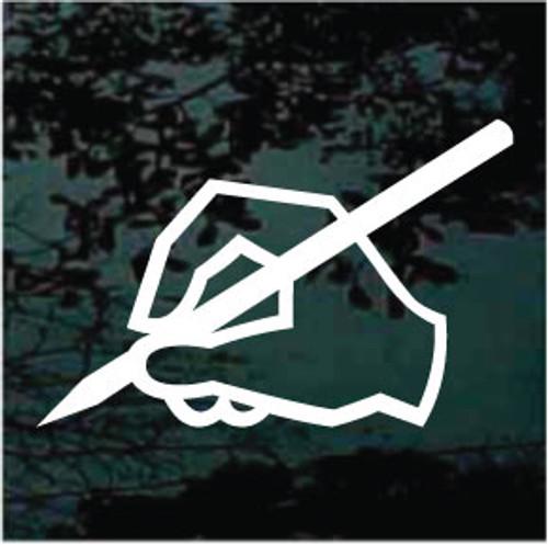 Pen In Hand 01