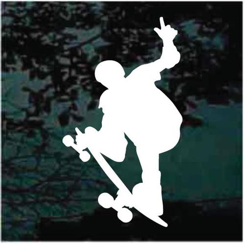 Boy Trick Skateboarder Decals