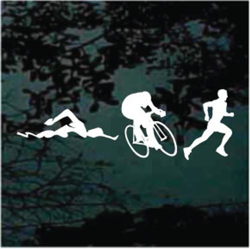 Triathlon 02 Decals
