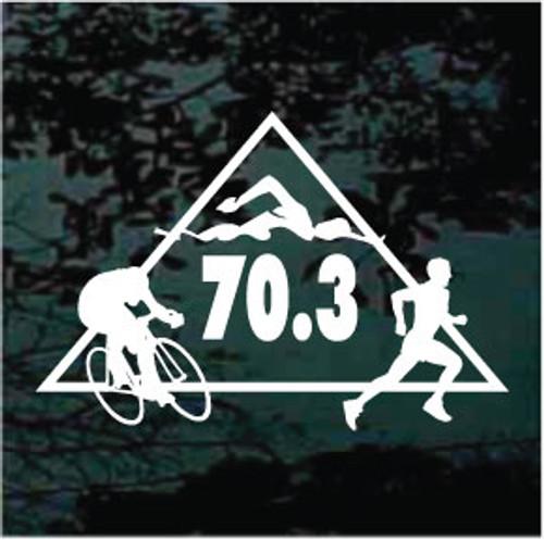 70.3 Half Ironman Triathlon 01