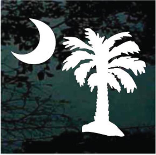 South Carolina Palmetto Tree